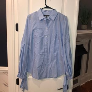 NWOT Banana Republic Button Shirt